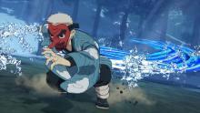 対戦ゲーム『鬼滅の刃』鱗滝左近次が参戦、水の呼吸使い老練な技繰り出す 映像も公開
