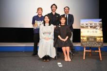 【沖縄国際映画祭】岸本司監督、首里城は「希望を持って再生できる」
