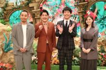 川島明&白石麻衣が総合MC、千鳥が見届け人のフジ大型お笑い特番誕生