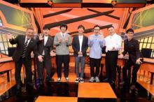 アンタ&サンド『お笑い実力刃』初回ゲストは東京03 ネタフル尺オンエアに飯塚も喜び「貴重な番組ですね」