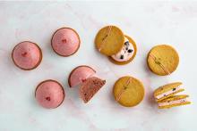 華やかピンクをまとった木苺×チェリーのスイーツ。デカダンス ドュ ショコラの新作は母の日にぴったりかも