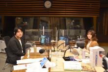 佐久間宣行、乃木坂46山崎怜奈のラジオに生登場 ラジオ&エンタメ論を語り合う