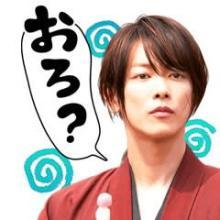 映画『るろうに剣心』シリーズ初のLINEスタンプ発売 おなじみの「おろ?」も