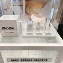 """""""自分に合う香りが分からない問題""""も解決。日本初のポップアップで憧れのマルジェラ「レプリカ」をGETしてみて"""