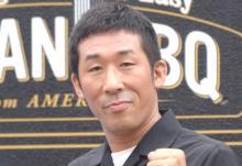 麒麟・田村、息子と2ショット「キュンとなる一枚」「ぷくぷくした お手手が可愛い」