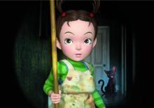 スタジオジブリ『アーヤと魔女』新型コロナで公開延期