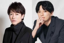 新田真剣佑、佐藤健との2ショット公開にファン歓喜「イケメンが集まると画面壊れる」