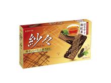 """「紗々」初の""""和紅茶""""味が新発売!香り高くまろやかな味わい"""