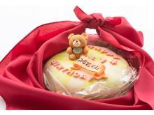 テイクアウト限定!子どもの1歳の誕生日をお祝いする「一升ケーキ」が登場
