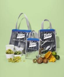 「Ziploc」デザインのクーラーバックが再登場、昨年夏バージョンは数分で完売の人気ぶり