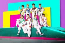 """ボイメン『シンカリオンZ』主題歌シングル化決定 5・5生配信で""""Zダンス""""フル尺披露"""