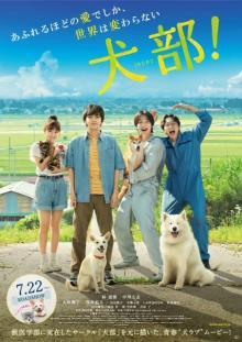 林遣都主演『犬部!』動物たちへの愛があふれる映像初解禁