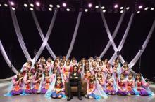 ラストアイドルがROLANDに告白対決 センター西村歩乃果が「95キャラット」獲得