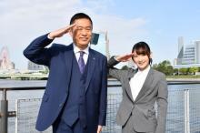 生駒里奈、『捜査一課長』第3話ゲスト デカオタク役は役作りなし「自分の中にある知識で完成」