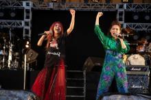 ファーストサマーウイカ、寺田恵子の前でSHOW-YA「カメレオン」生歌唱 恐縮しまくり「夢みたい」