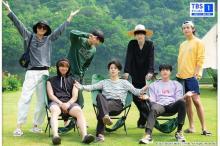 BTS『In the SOOP』テレビ初放送 森の中で過ごした1週間「旅行に来たような気分」