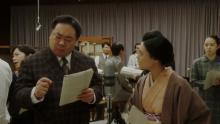 【おちょやん】第107回見どころ 生放送のラジオドラマでハプニング!?