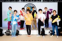 アニメ『WAVE!!』前野智昭らキャスト陣が集結 朗読劇&生歌唱にファン歓喜