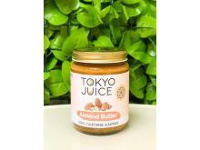 Tokyo Juiceから砂糖・添加物不使用の「ピュアアーモンドバター」が発売