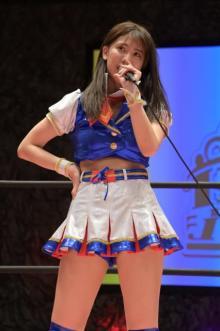 """SKE48荒井優希、プロレス本格デビュー戦は黒星 松井珠理奈の""""激励""""明かす"""