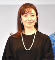 菅野美穂、母親のつらさを赤裸々告白「誰にも褒められない。なんてヒドイんだ!」