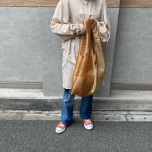 """「これがプチプラで買えるなんて!」との声も。中身が透けにくいLatticeの""""サテンシアーバッグ""""は必見"""