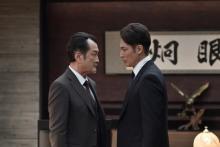 『桜の塔』第一部、クライマックスへ 玉木宏と吉田鋼太郎が脚本12ページの攻防戦
