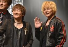 """影山ヒロノブ&遠藤正明、希望を持って""""前進""""「必要としてくれるときが来るのを願う」"""