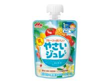 大人気「森永ジュレ」シリーズに夏にぴったりの限定フレーバーが登場!