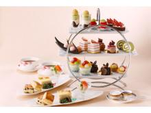 ホテル イースト21東京で人気のアフタヌーンティーがリニューアル!