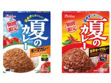 温め不要!ハウス食品から夏にぴったりの「キーマカレー」2種が限定発売