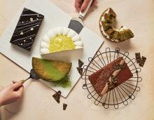 抹茶×メロン×チョコの3大テーマが嬉しすぎる。ニューオータニ大阪でニューノーマルビュッフェが開幕中です