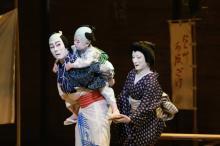 中村勘九郎、次男・長三郎に期待「舞台の空間を楽しんでいる」
