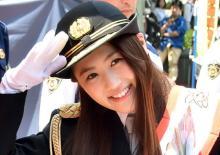 西野未姫、体重48.3キロ→47.4キロ くびれ際立つ美ボディ写真に「お腹綺麗っ!!」「すごい!!」