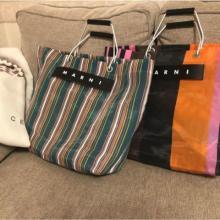 このかわいさは衝動買いしそう…。「マルニマーケット」のバッグは2万円前後でゲットできちゃう神アイテムです