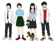 アニメ『Sonny Boy』7・15放送開始 出演は市川蒼、大西沙織、悠木碧、小林千晃