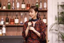 宇垣美里、ひとりでバーに行けず「尻込みしちゃって」
