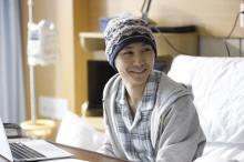 須賀健太、末期がん患者役 『泣くな研修医』で白濱亜嵐と7年ぶり共演
