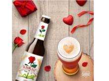 韓国発!愛を伝えるプレミアムビール「サランヘホワイトエール」が発売中