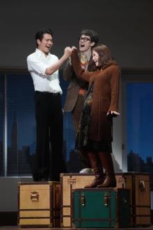 ミュージカル『メリリー』開幕へ 平方元基、ウエンツ瑛士、笹本玲奈らが意気込み