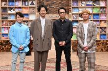 徳永英明、35周年&還暦記念で『SONGS』登場 西川貴教&ISSAとのコラボに大泉洋興奮
