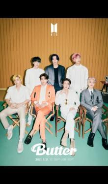 BTS、グループ&ソロ写真8点を一挙公開 髪色とアイテム際立つ第2コンセプト