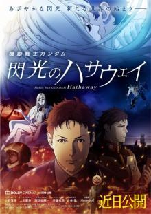 『閃光のハサウェイ』公開が再々延期 昨夏から3度目の変更 公開日は決定次第発表
