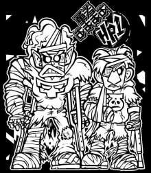 『勇者ああああ』オンラインイベント第2弾 ザコシ&ハチミツ二郎の「P1軍団」参戦