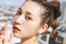 古川優香さんこだわりのニュアンスカラーがどれも素敵。「リカフロッシュ」から5色のマスカラが登場します