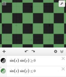 """tan治郎""の市松模様を数式で表現 現役東大生による斬新な数学解説に「理解できないが面白い」"