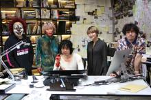 Fukaseの撮影現場を見守るセカオワメンバーに「家族感ありますね」