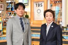 安住紳一郎アナ、東京五輪会長の橋本聖子に直撃 6割が開催反対&延期論の中「どう取り組んでいくのか」