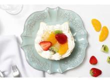 誕生日やお祝いにぴったりの「ねこねこWチーズケーキ フルーツ」発売