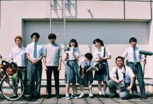 伊藤万理華主演『サマーフィルムにのって』青春の一コマを切り取った場面写真